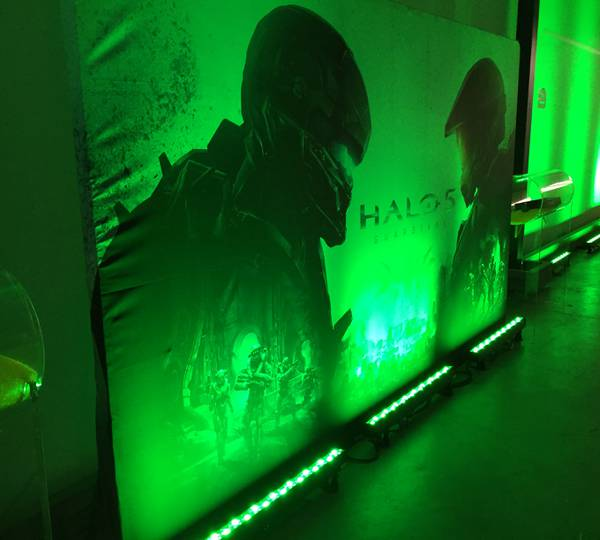 X-Box Roadshow – Launch Halo 5/Tombraider (i.o.v. Dazzle Events/Red 5)